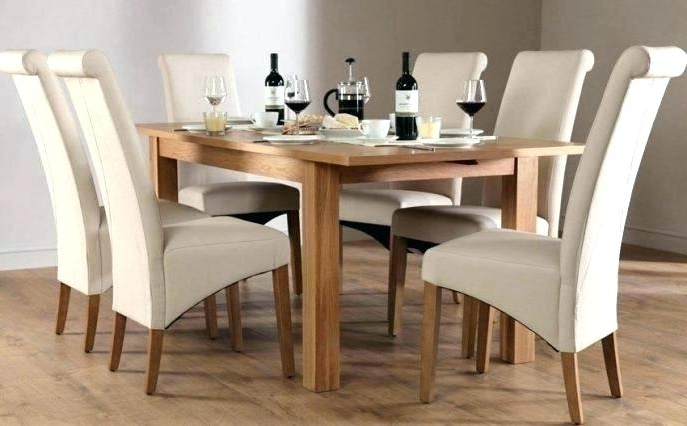 Extendable Oak Dining Tables And Chairs Within Fashionable Oak Dining Table Chairs – Modern Computer Desk Cosmeticdentist (View 14 of 20)