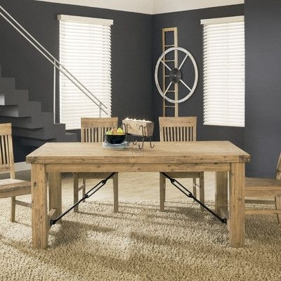 Extendable With Regard To 2017 Teagan Extension Dining Tables (View 3 of 20)
