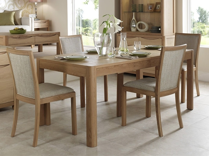 Extending Dining Table And 6 Dining Chairs From The Denver In Well Liked Small Extendable Dining Table Sets (View 5 of 20)