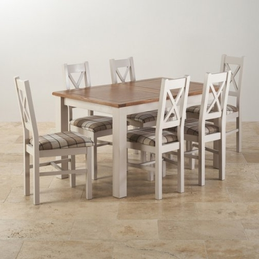 Extending Dining Table: Right To Have It In Your Dining Room Inside Well Known Extendable Dining Tables And 6 Chairs (View 10 of 20)