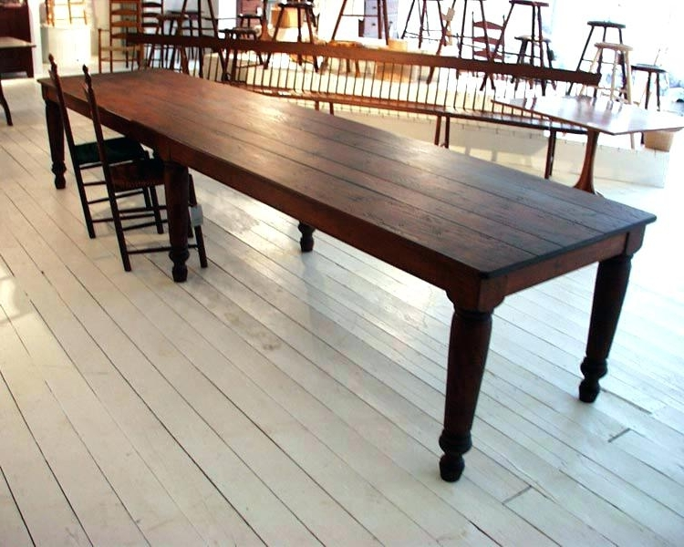 Extending Dining Table With 10 Seats With Fashionable Dining Room Table Seats 10 – Dining Room Design (Gallery 19 of 20)