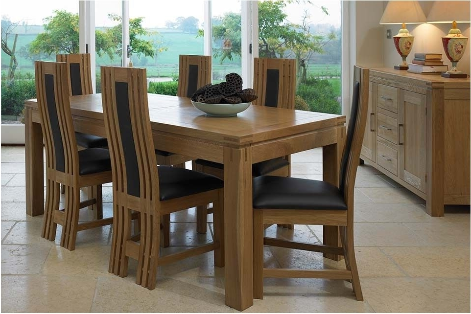 Extending Dining Tables And 6 Chairs Regarding 2018 Astonishing Extending Dining Table Right To Have It In Your Dining (View 6 of 20)