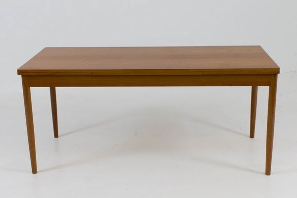 Extending Dining Tables Intended For Widely Used Large Danish Extending Dining Table, 1960S For Sale At Pamono (Gallery 7 of 20)