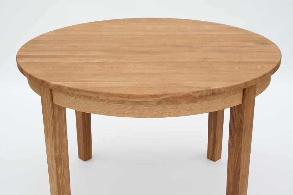Extending Round Oval Dining Table (View 6 of 20)