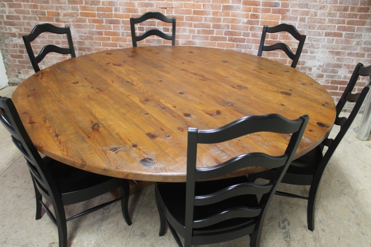 Extra Large Round Dining Table Uk:: Extraordinary Large Round Dining With Regard To Most Popular Big Dining Tables For Sale (View 7 of 20)