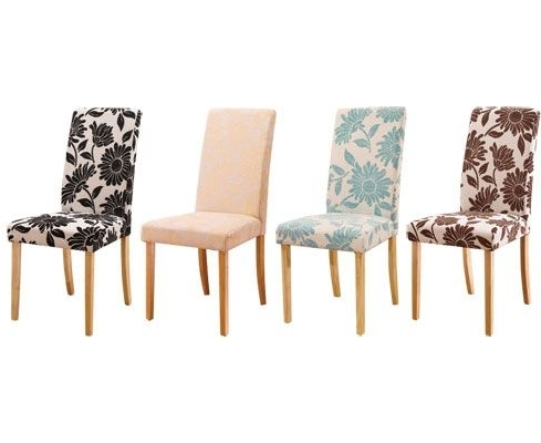 Fabric Covered Dining Room Chairs Decor Ideasdecor Ideas For Famous Fabric Covered Dining Chairs (View 8 of 20)