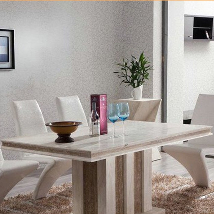 Famous 8 Seater Dining Tables Pertaining To Genuine Marble Dining Table,8 Seater Dining Table – Buy 10 Seater (View 11 of 20)