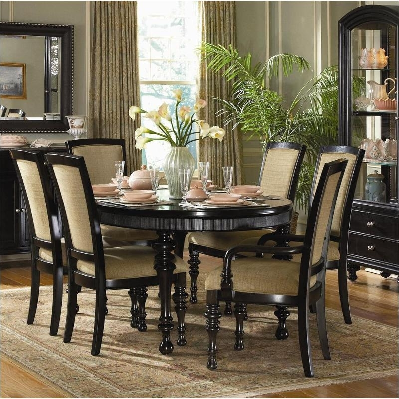 Famous 9072 900 Schnadig Furniture Kingston Oval Dining Table For Kingston Dining Tables And Chairs (View 4 of 20)