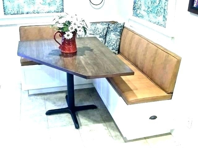 Famous Breakfast Nook Kitchen Table Sets Booth Dining Table Sets Corner In Kitchen Dining Sets (View 19 of 20)