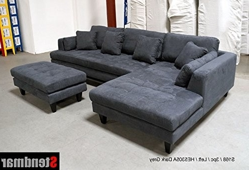 Famous Dark Gray Sectional Aurora 2 Piece Living Spaces 90315 0 Jpg W 446 H For Aurora 2 Piece Sectionals (View 8 of 15)