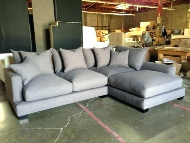 Famous Down Sectional Harper 3 Piece Living Spaces 212532 5 Jpg W 1911 H Within Harper Down 3 Piece Sectionals (View 4 of 15)