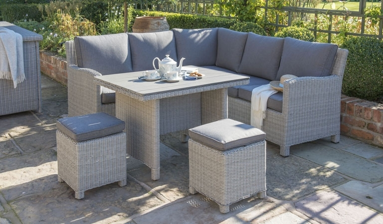 Famous Garden Furniture Buying Guide – Indoors Outdoors Pertaining To Garden Dining Tables (View 13 of 20)
