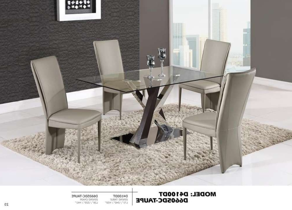 Famous Global Furniture Bar Table Black With Jaxon Grey 7 Piece Rectangle Extension Dining Sets With Uph Chairs (View 5 of 20)