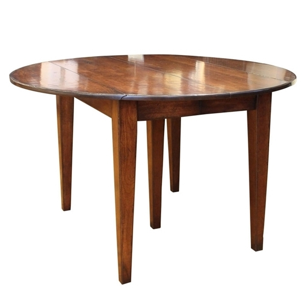 Famous Hw Home Marais Ii Drop Leaf Dining Table Throughout Cheap Drop Leaf Dining Tables (View 7 of 20)