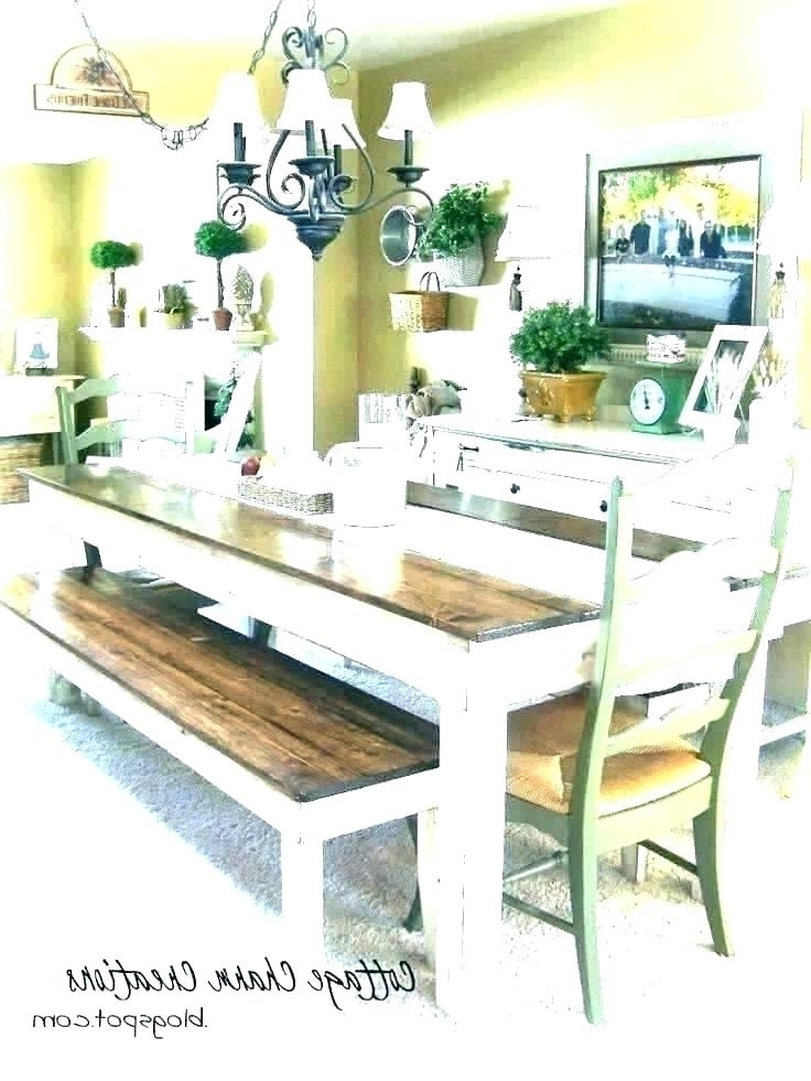 Famous Indoor Picnic Style Dining Tables Inside Picnic Style Dining Table Indoor Picnic Table Dining Table Picnic (View 17 of 20)