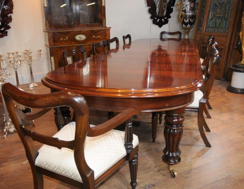 Featured Photo of Mahogany Dining Tables Sets