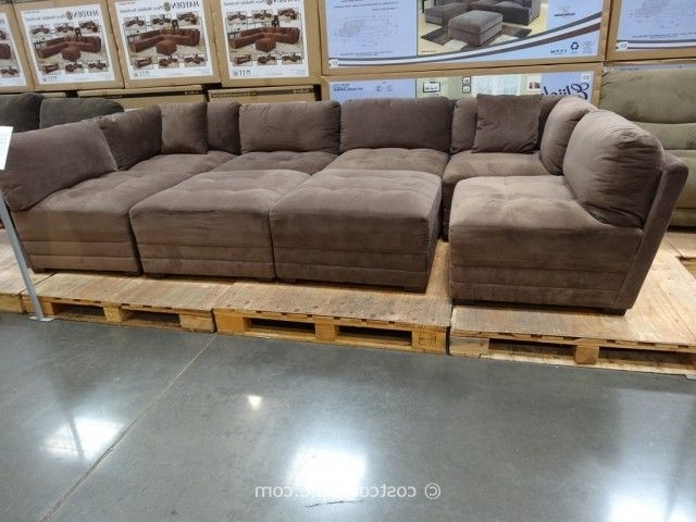 Famous Marks And Cohen Hayden 8 Piece Modular Fabric Sectional Costco 7 With Cohen Down 2 Piece Sectionals (View 3 of 15)