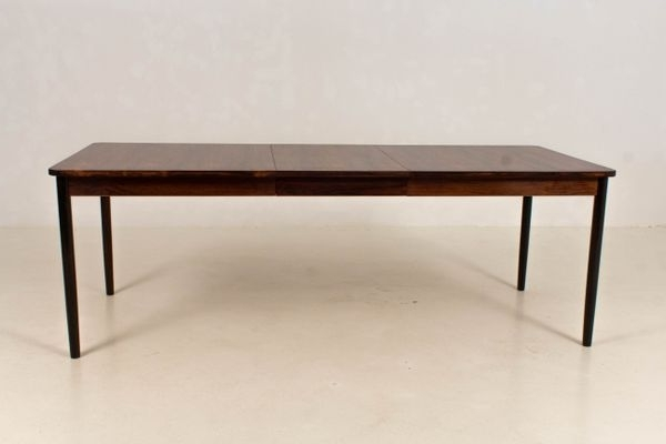 Famous Mid Century Modern Large Extendable Dining Table From Fristho, 1960S For Extendable Dining Tables (View 8 of 20)