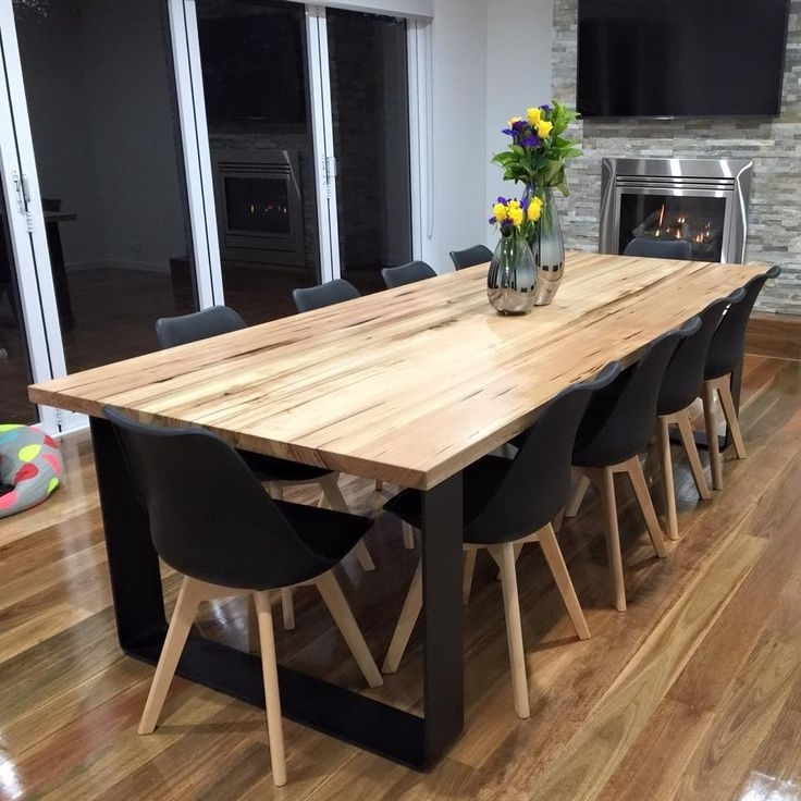 Famous Prodigious Oak Dining Tables For Your Home – Bellissimainteriors Inside Oak Dining Tables (View 3 of 20)