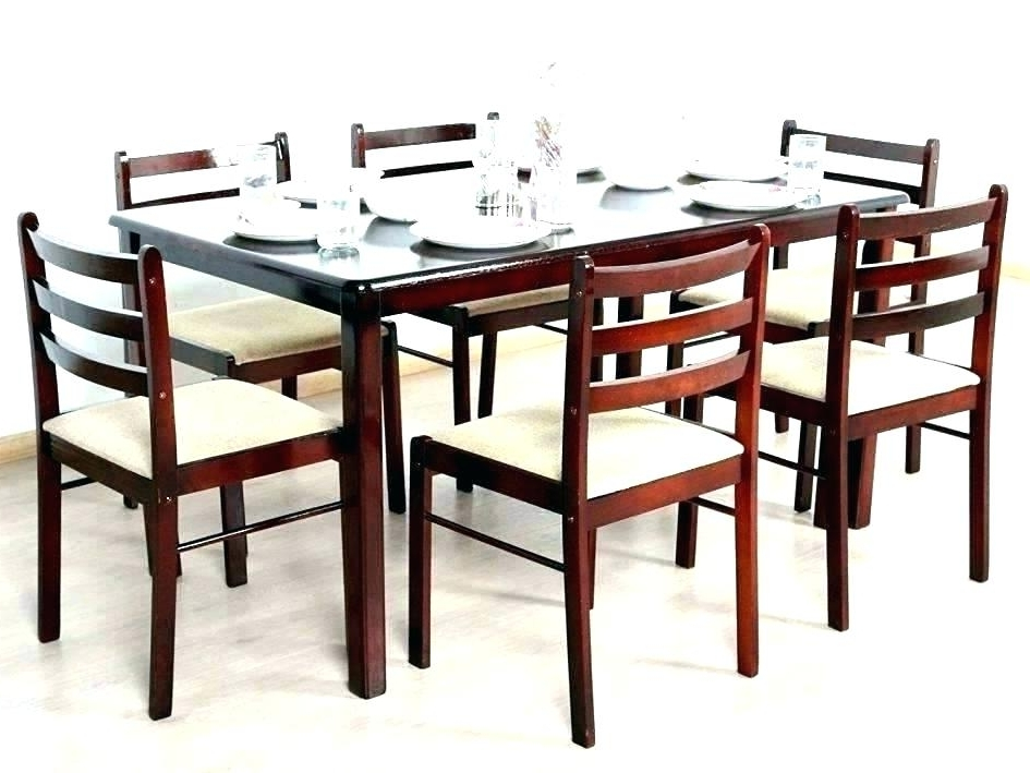 Famous Round 6 Person Dining Tables For Round Dining Sets For 6 Round Kitchen Table Set For 6 Round Kitchen (View 7 of 20)