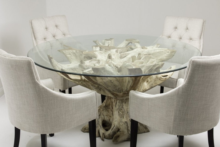 Famous Tree Roots 100Cm Dining Table (View 3 of 20)