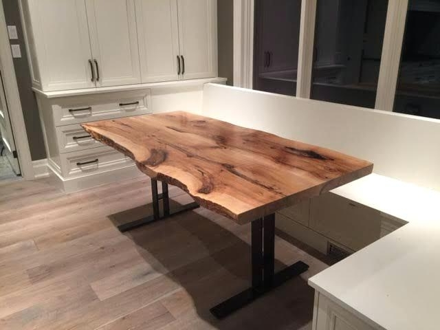 Famous Tree Trunk Dining Table – Image Home Garden And Tree Rtecx Throughout Tree Dining Tables (View 4 of 20)