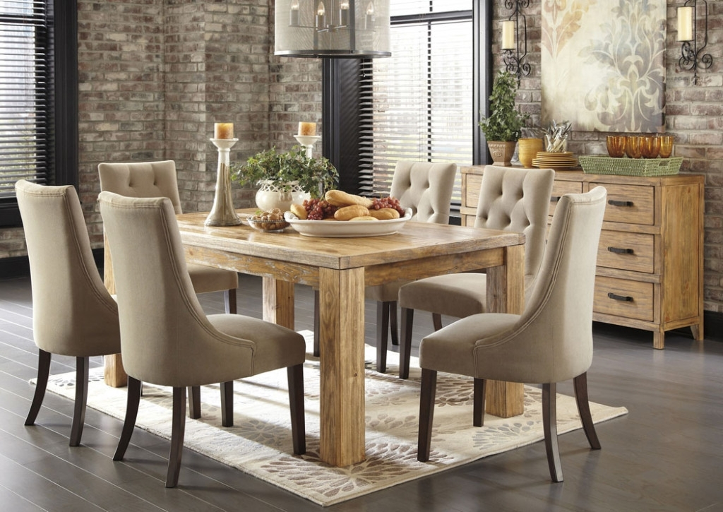 Famous Upholstered Dining Room Chairs – Upholstered Dining Room Chairs In Fabric Dining Room Chairs (View 6 of 20)