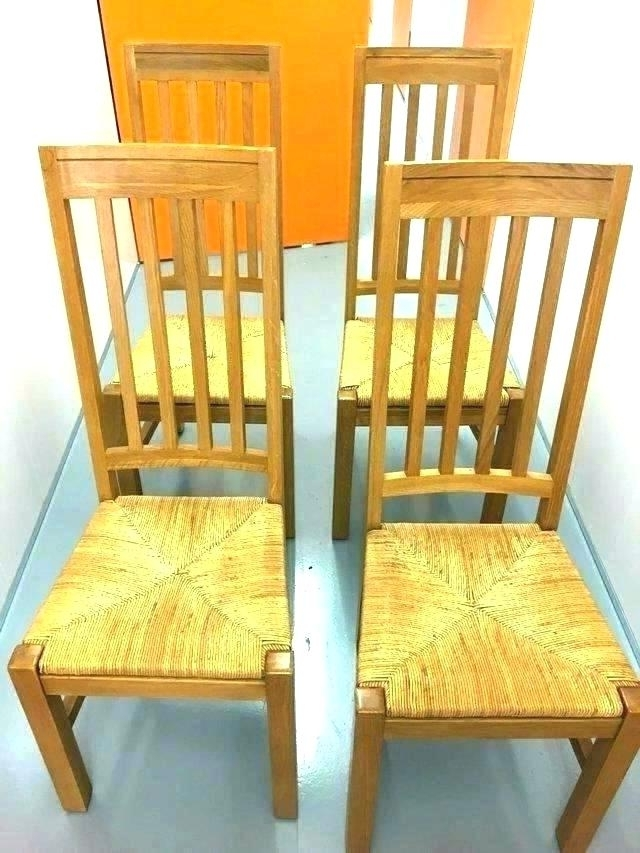 Famous Used Oak Table And Chairs For Sale – Daytonschoolsng In Second Hand Oak Dining Chairs (View 6 of 20)