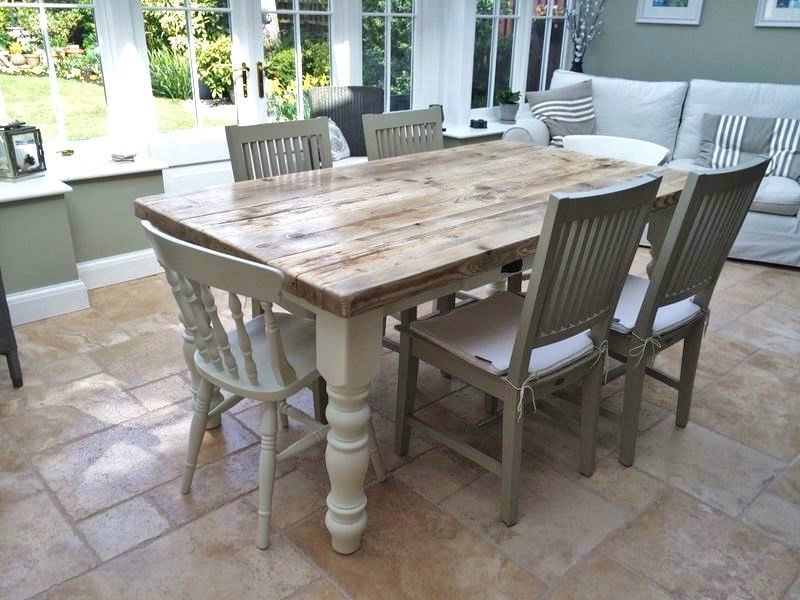 Farmhouse Dining Table Sets – Farmhouse Dining Table Decorating And Throughout Well Known Farm Dining Tables (View 10 of 20)