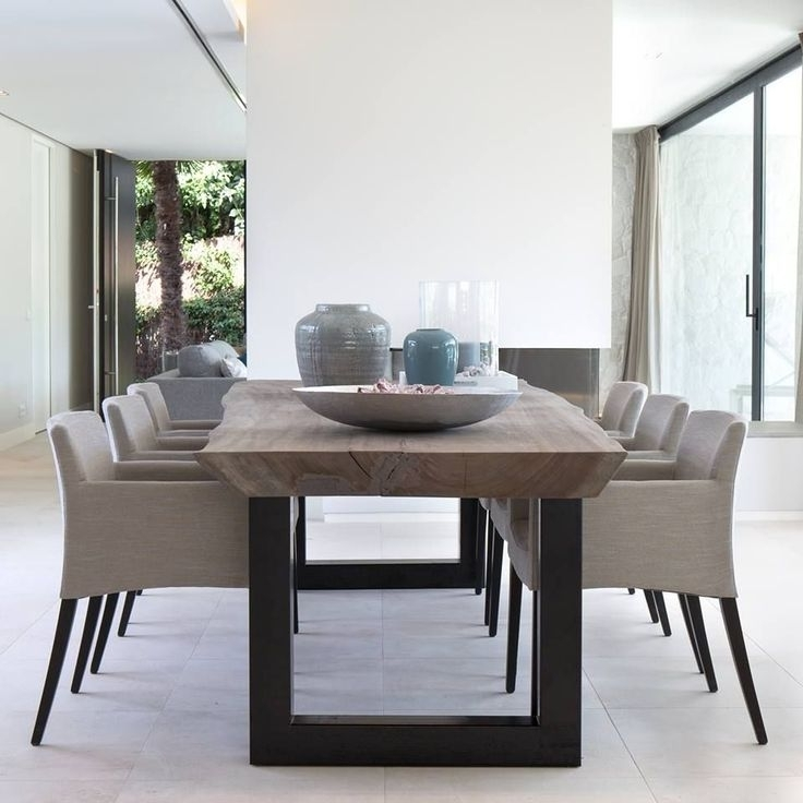 Fashionable 55 Dining Table Set Contemporary, Visby Extendable Dining Set Within Contemporary Dining Room Tables And Chairs (View 11 of 20)
