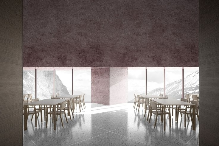 Fashionable Axel Burkhard · 'xlm' – Hotel In The Swiss Alps · Divisare (View 2 of 20)