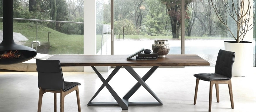 Fashionable Contemporary Dining Tables Intended For How To Find Best Dining Room Tables Round – Home Decor Ideas (View 12 of 20)