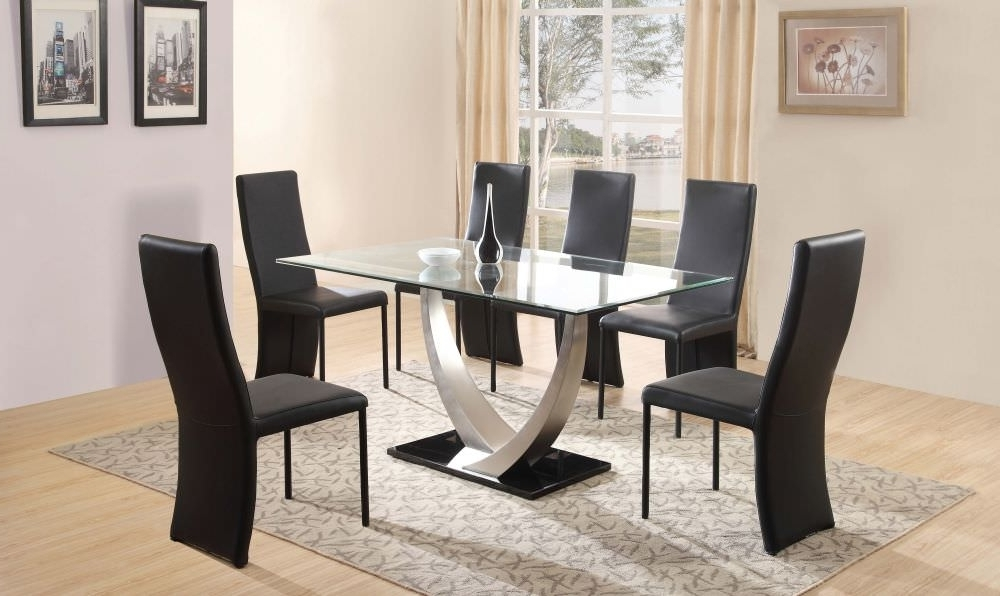 Fashionable Dining Tables With 6 Chairs With Regard To 3 Steps To Pick The Ultimate Dining Table And 6 Chairs Set – Blogbeen (View 11 of 20)