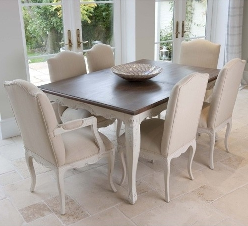 Fashionable Extendable Dining Room Tables And Chairs Throughout Louis French Extendable Dining Table – Crown French Furniture (View 8 of 20)