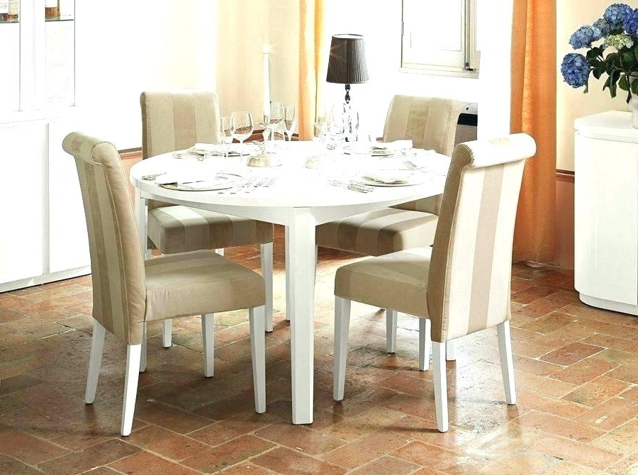 Fashionable Extendable Round Dining Tables Sets Within Expandable Round Dining Room Table Large Round Dining Table Dining (View 16 of 20)
