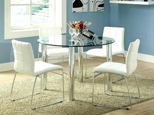 Fashionable Ikea Glass Top Table Dining Dining Tables Marvellous Round Glass Top Throughout Ikea Round Glass Top Dining Tables (View 6 of 20)
