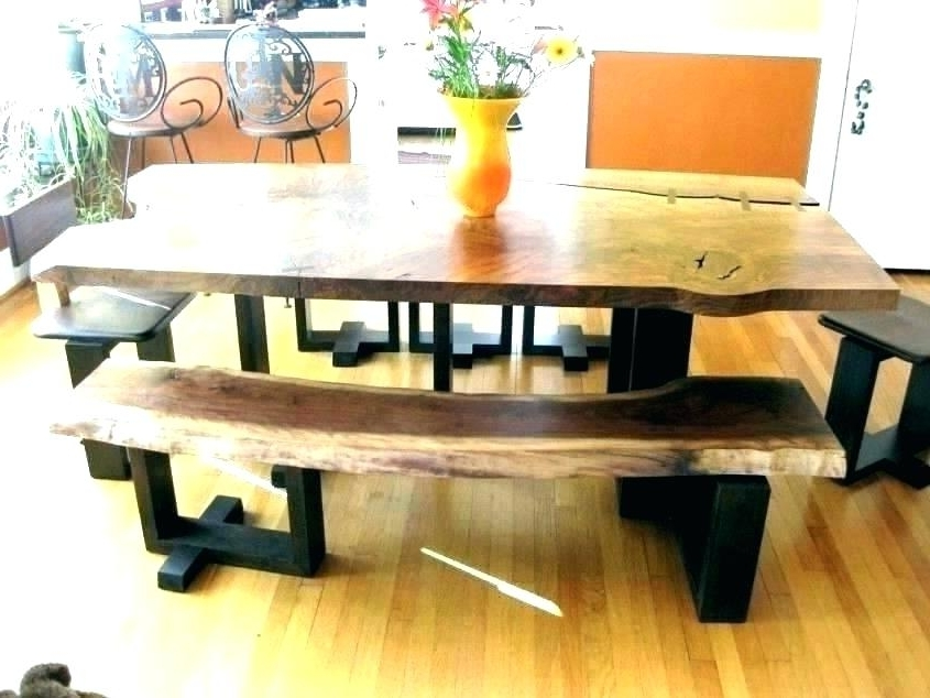 Fashionable Indoor Picnic Style Dining Tables Intended For Indoor Picnic Style Dining Table – Bcrr (View 6 of 20)
