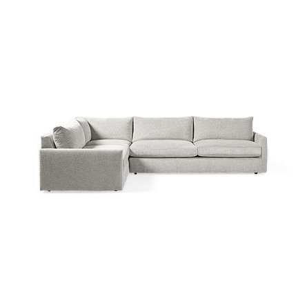 "Fashionable Kipton Upholstered 135"" Two Piece Sectional In Plush Linen (View 13 of 15)"