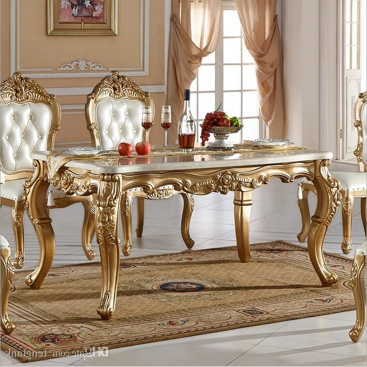 Fashionable New Arrival Hot Selling Modern Style Italian Dining Table, 100 Within Italian Dining Tables (View 8 of 20)