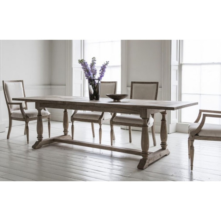 Fashionable Norwood Rectangle Extension Dining Tables Regarding Mustique Dining Table (View 15 of 20)