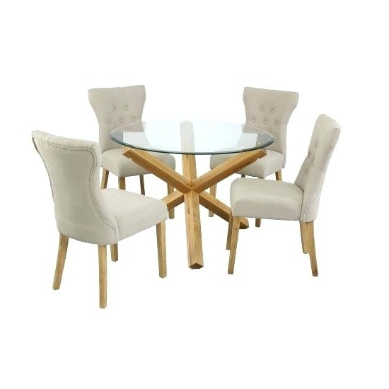 Fashionable Oak Dining Table Chairs Uk – Long Computer Desk Crystalbank (View 10 of 20)