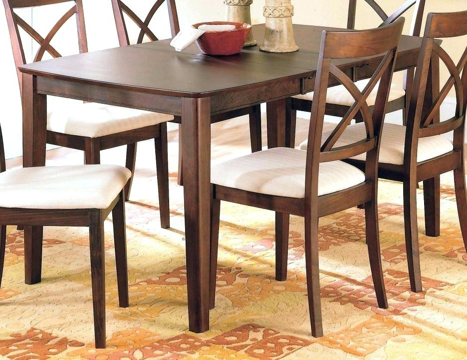 Fashionable Parquet 7 Piece Dining Sets Within Solid Wood Dining Suites Furniture Large Room Tables And Chairs Sets (View 17 of 20)