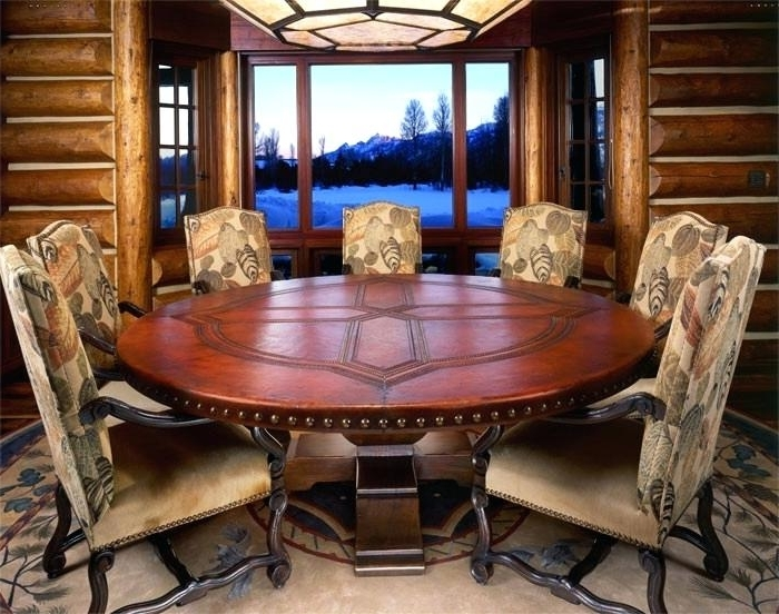 Fashionable Round Table Seats 12 Dining Room Table Seats Round Table Seats 12 Inside Huge Round Dining Tables (View 3 of 20)