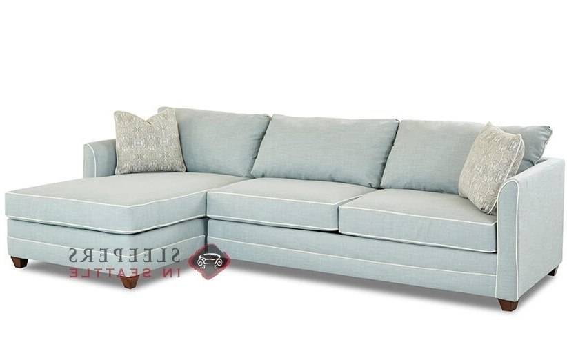 Fashionable Sectional Sleepers Aspen 2 Piece Sleeper W Laf Chaise Living Spaces Within Aspen 2 Piece Sectionals With Laf Chaise (View 9 of 15)
