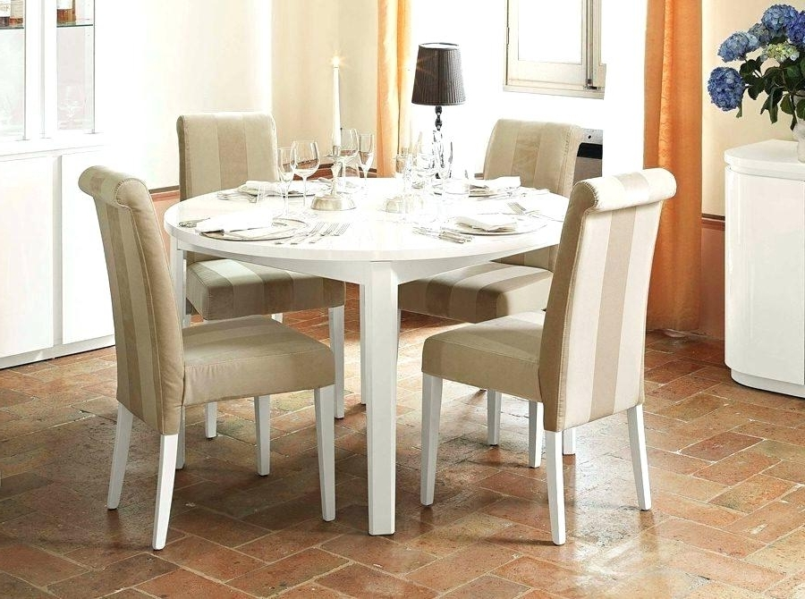 Fashionable Small Round Extending Dining Tables With Dining Tables (View 9 of 20)