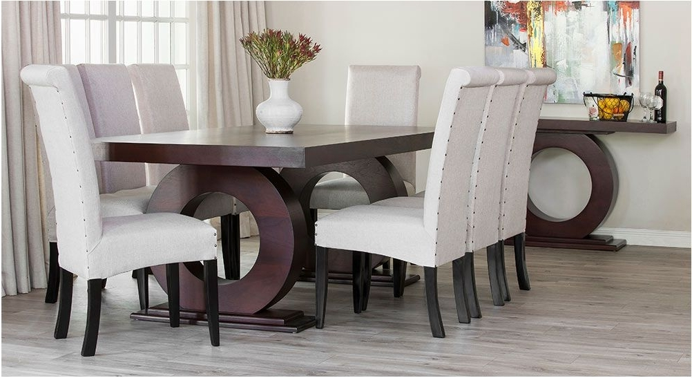 Fashionable Superb Knight Dining Suite And Server Rochester Furniture – Dining Inside Dining Room Suites (View 7 of 20)