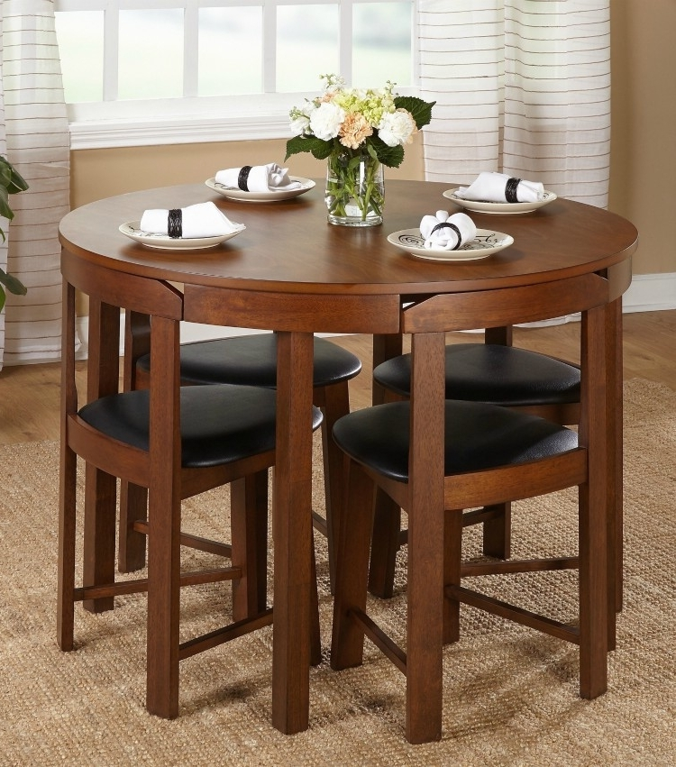 Fashionable Twenty Dining Tables That Work Great In Small Spaces – Living In A For Cheap Dining Tables And Chairs (View 20 of 20)