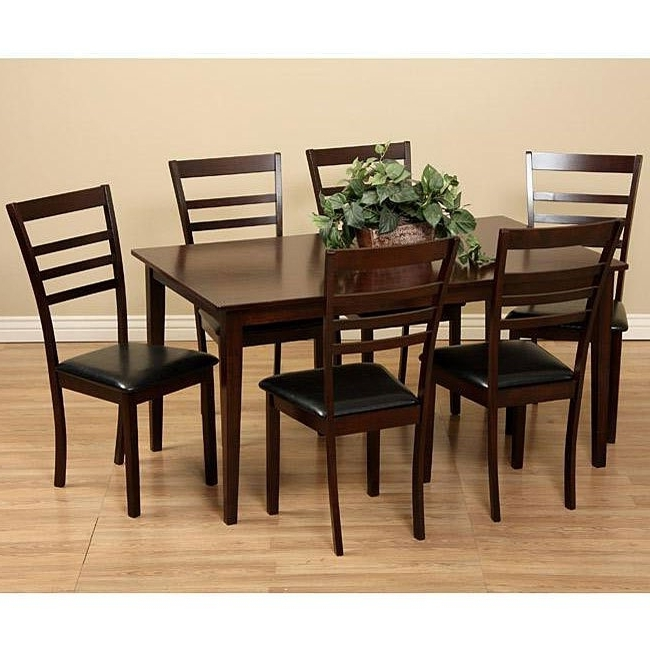 Favorite 100 K House: Loon Peak Matterhorn 7 Piece Dining Set Amp; Reviews With Regard To Bradford 7 Piece Dining Sets With Bardstown Side Chairs (View 11 of 20)