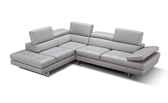 Favorite Aurora 2 Piece Sectionals Pertaining To Amazon: The Aurora Sectional: Kitchen & Dining (View 11 of 15)