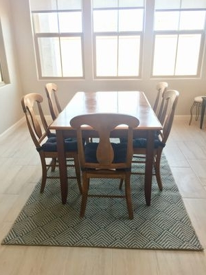 Favorite Chandler Extension Dining Tables With Regard To New And Used Dining Tables For Sale In Gilbert, Az – Offerup (View 11 of 20)